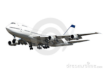 Big jumbo plane