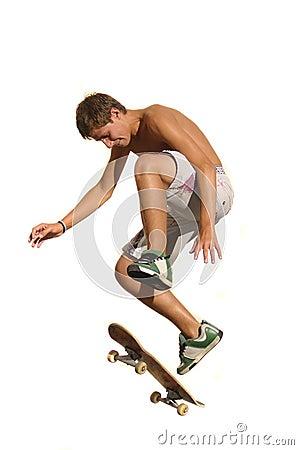 Free Big Jump Stock Images - 8622624