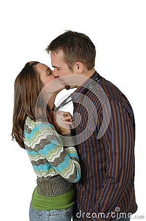 Free Big Kiss! Royalty Free Stock Images - 620969