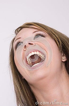 Free Big Laugh Stock Photo - 4892730