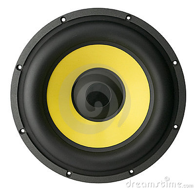 Free Big Loud-speaker Stock Photo - 2166740