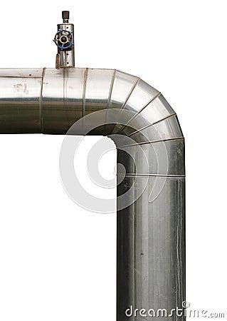Big metal tubes