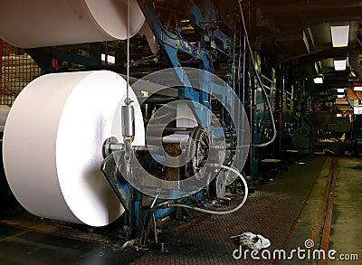 Big Offset Print Machine