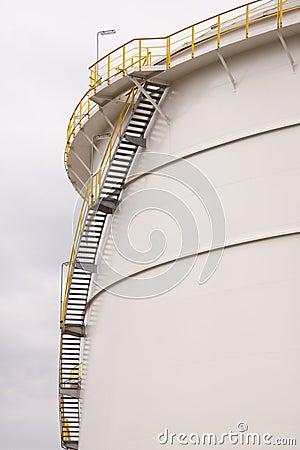Big Oil tank