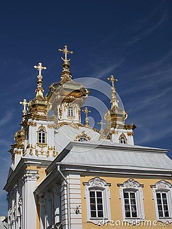 Big Palace in Petergof