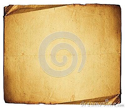 Big paper sheet