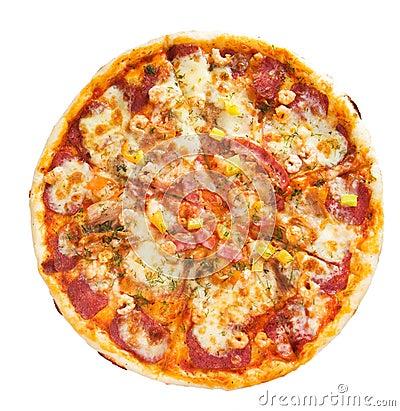 Free Big Pizza Stock Photos - 6574043