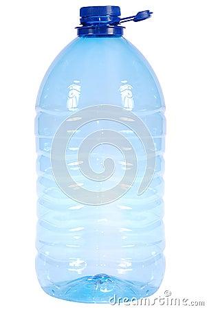 Free Big Plastic Bottle Stock Image - 12649821