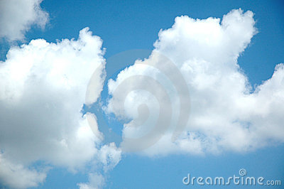 Big Puffy White Clouds