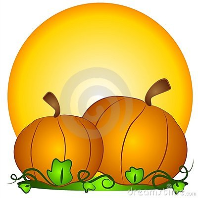 Free Big Pumpkins Sun Clipart Stock Photos - 2759983