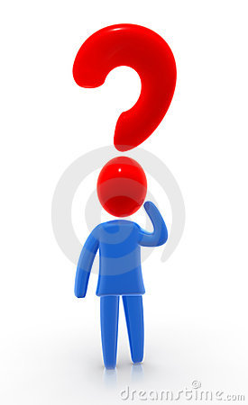 Big Question Stock Images - Image: 8146504