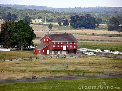 Big Red Barn