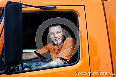 Big Rig Driver