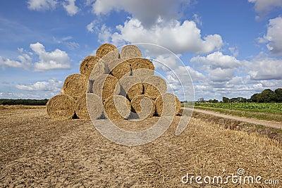 Big round bales