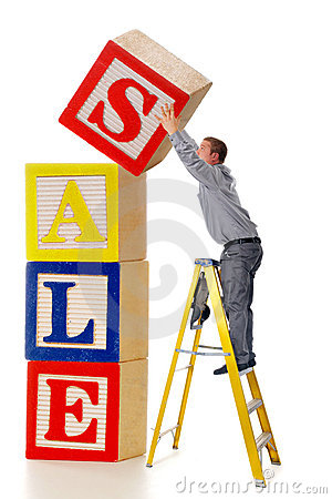 Free Big SALE Stock Image - 3874621