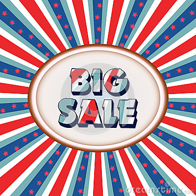Big sale attractive poster