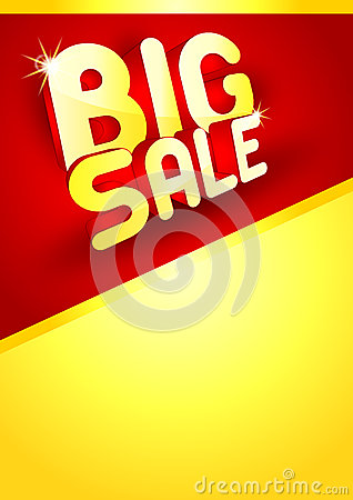 Big sale blank