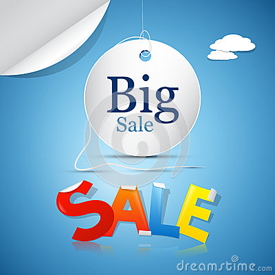 Big Sale on Blue Sky