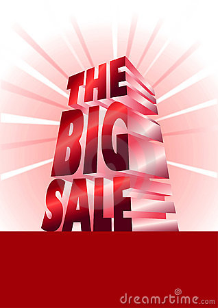 The Big Sale_red