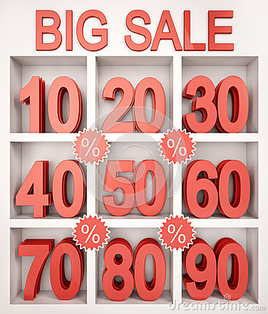 Big Sale Showcase