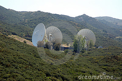 Big satellite dishs 2