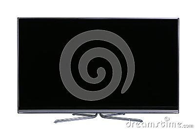 Big screen flat lcd tv