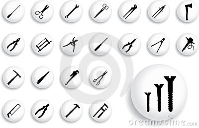 Big set buttons - 8_B. Tools
