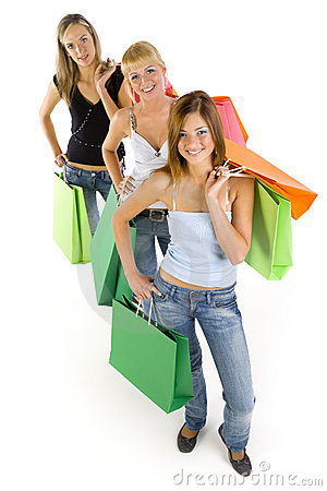 Big shopping