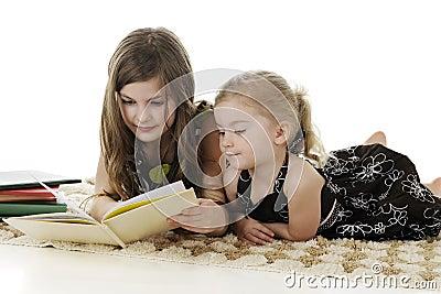 Big Sister, Little Sister Read