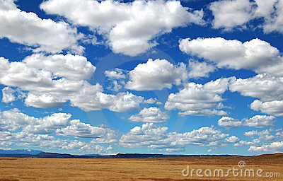 Big Sky Clouds