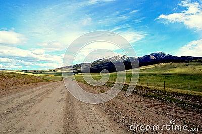 Big Sky Road