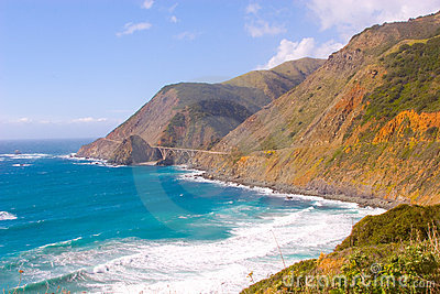 Big Sur CA-1 Highway
