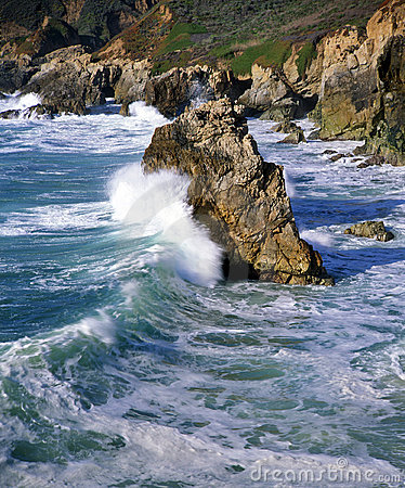 Free Big Sur Coast 4 Stock Images - 777734