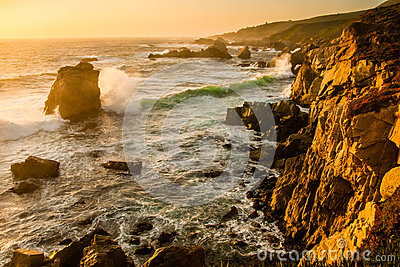 Big Sur Coastine