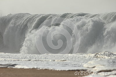 Big Wall of water