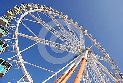 Big Wheel Attraction