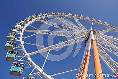 Big Wheel Attraction