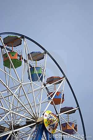 Big Wheel Vertical