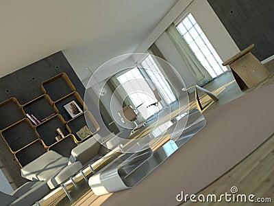 Big White Interior