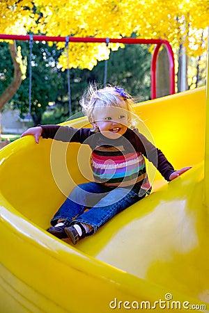 The Big Yellow Slide