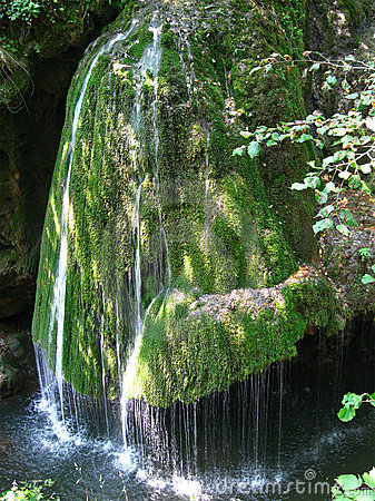 Bigar cascade falls, Romania