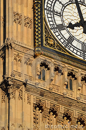 The Bigben Tower Clock