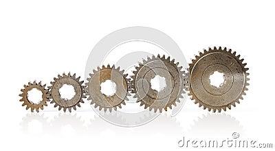 Bigger Cog Wheels