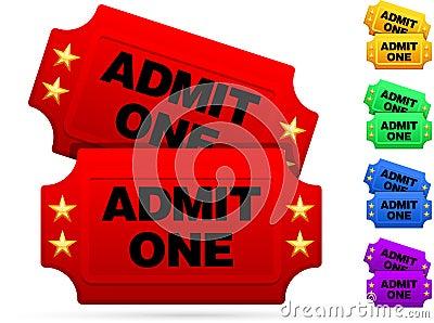 Biglietti classici di film