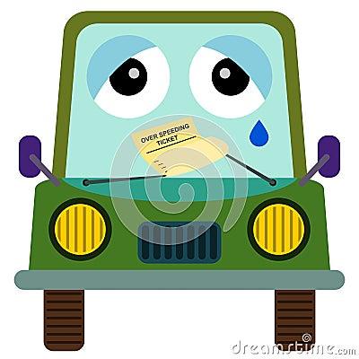 Biglietto di traffico