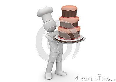 Biiiiiig cake