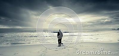 Bijou odkrywa morze