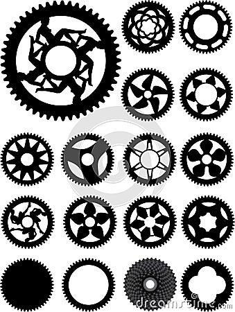 Bike cogs