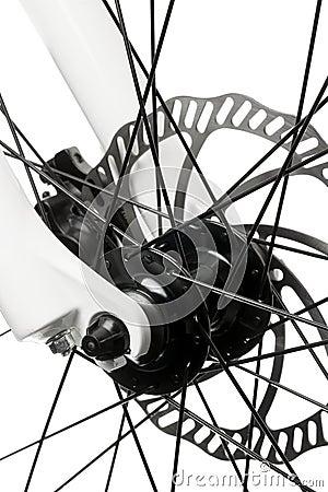 Bike hub.