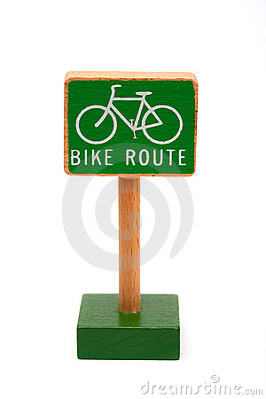 Free Bike Route Stock Images - 8231184